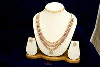 Stylish American Diamond Bridal Jewellery