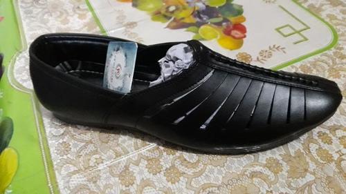 Black Loafer Shoes