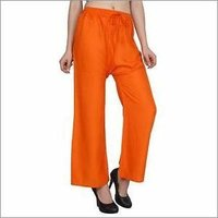 Ladies Orange Palazzo