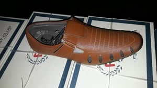 Leather Mens Sandal