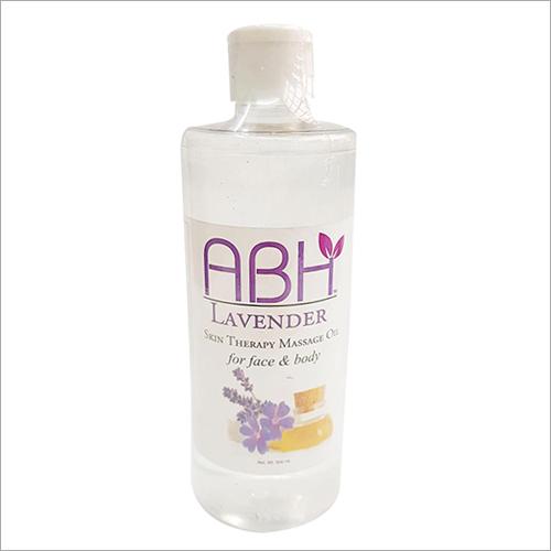 Skin Therapy Massage Oil