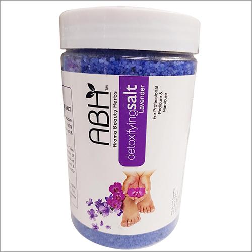 Detoxyfying Salt Lavender