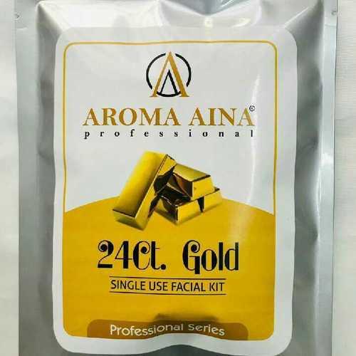 24 Ct. Gold Facial Kit