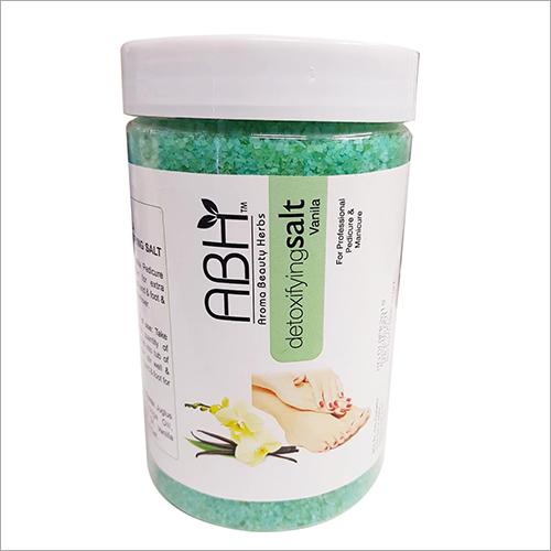 Detoxifying Salt Vanila