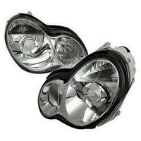 Mercedes Benz Head Lights-Mercedes Body Parts