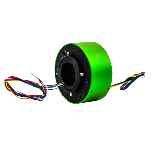 6 Circuits Through Hole Slip Ring