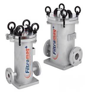 High Intensity Magnetic Filter