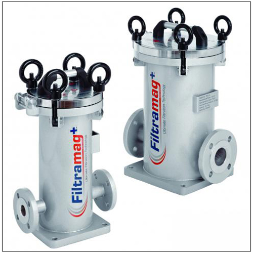 High Flow Magnetic Filter