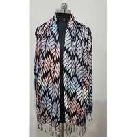 Ladies print shaded multi stoles