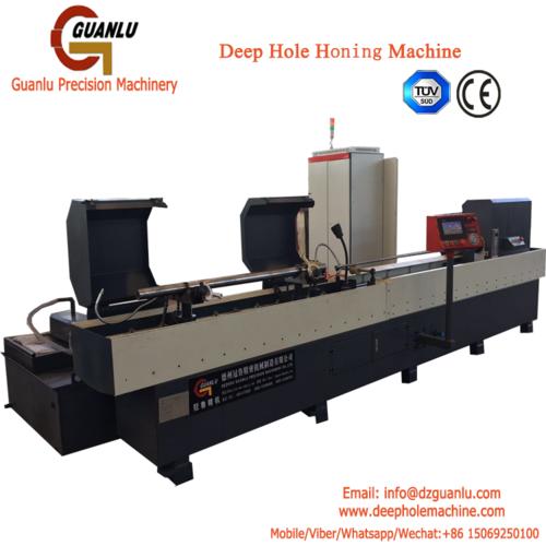 Hydraulic Cylinder Honing Machine