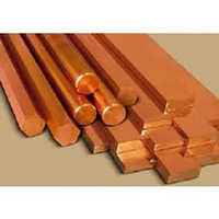 Copper Rod And Squre