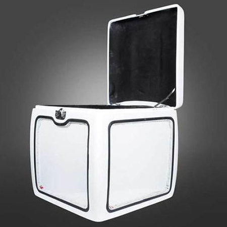 LED Food Delivery Box