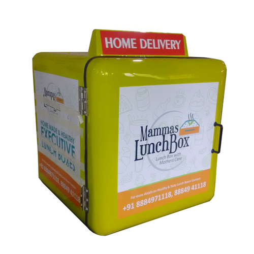 Garment FRP Delivery Box