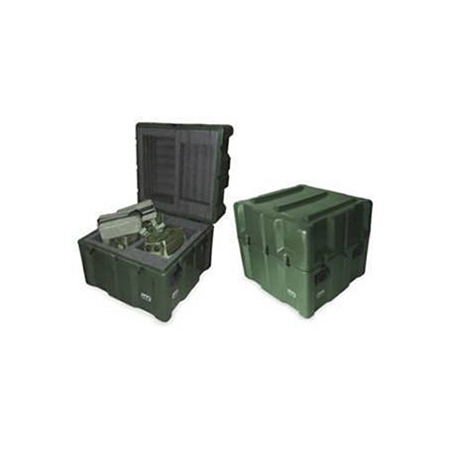 Roto Molded Hard Plastic Tool Box