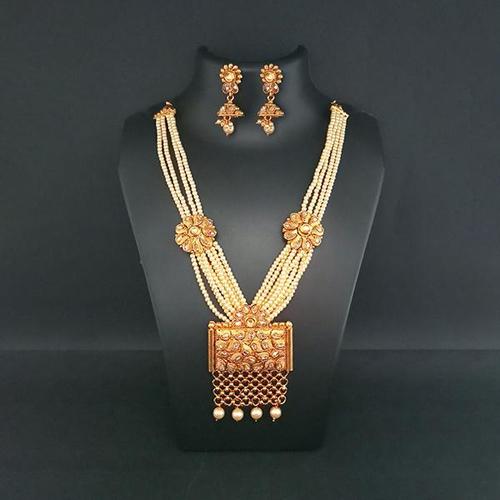 Copper Necklace Set