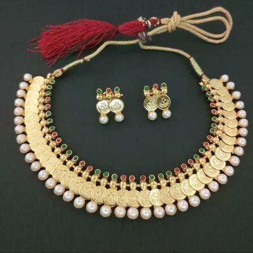 Coin Necklace Set