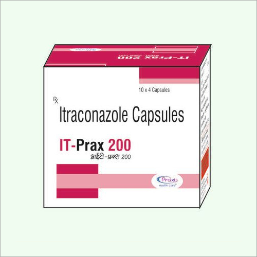 It-Prax 200mg  Capsules