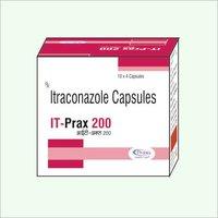 It-Prax 200mg  Capsules