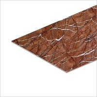 PVC Marble Red Sheet