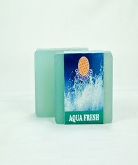 Aquafresh glycerin soap