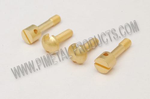 Brass Sealing Screws