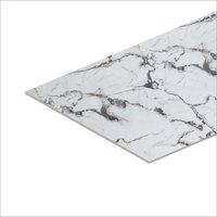 Statuario PVC Marble Sheet