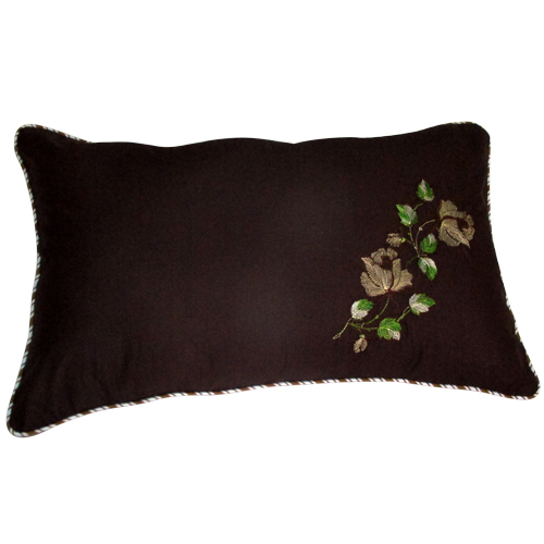 Dorry Pillow Cover Embroidery