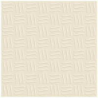 Waves Ivory Vitrified Parking Tiles