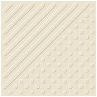 Tab Buttons Ivory Tiles