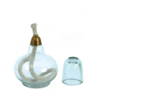 Spirit Lamp Glass