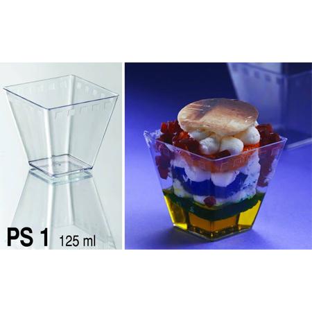 Plastic Pudding Trays