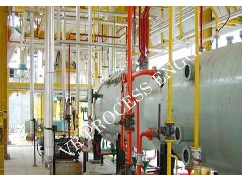 Industrial Herbal Extraction Plant