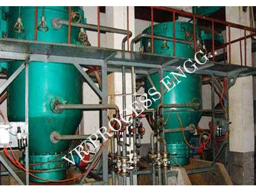 Industrial Lecithin Plant