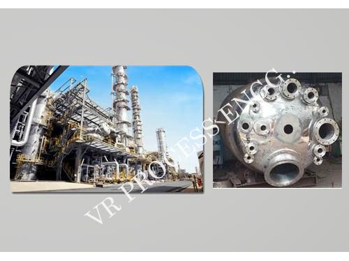 Petro Chemical Process Vessels