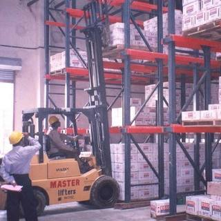 Drive in Pallet Racking