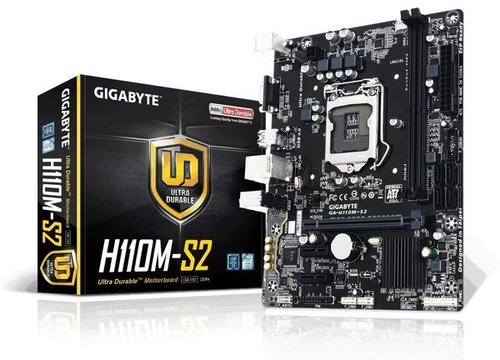 GIGABYTE H110 MOTHER BOARD