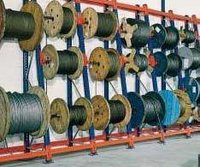 Reel Roll Racking