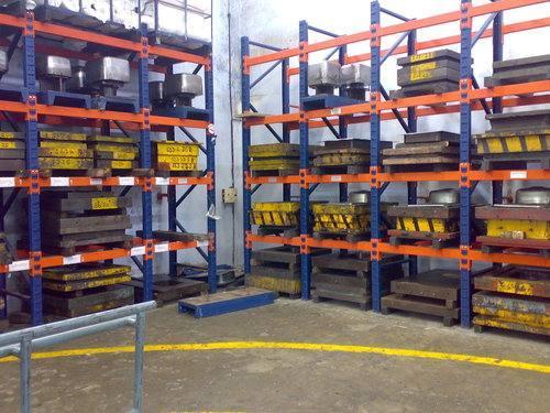 Die Storage Racks