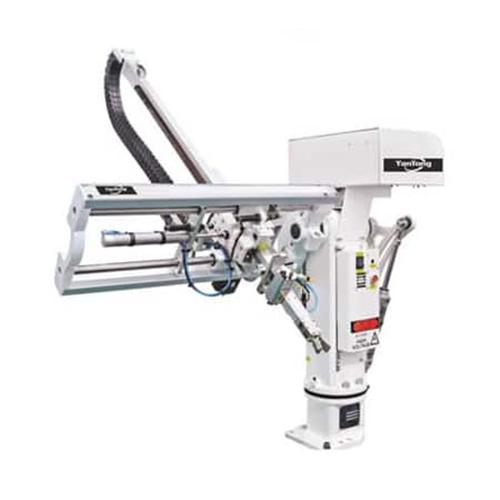 Sprue Picker Robotic Arm