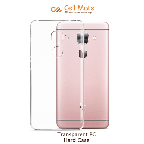 Transparent 4 Cut Phone Cover