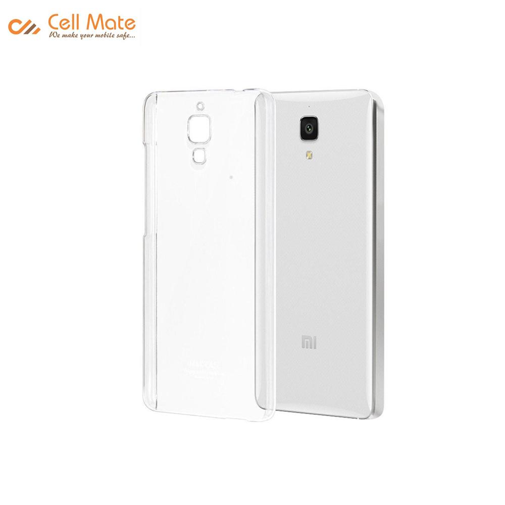 Transparent 4 Cut Phone Cover