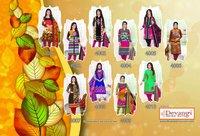 Pinku Vol:4 Cotton Dress Materials