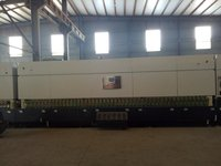 Convection glass tempering furnace
