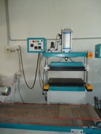 Paratha Flattening Double Machine