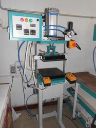 Paratha Single Flattening Machine