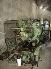 Buhler H 400 D2 Horizontal Cold Chamber Die Casting Machine For Sale