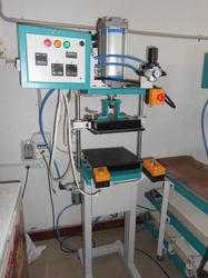 Paratha Single Flattening Machine