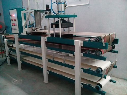 Automatic Single Chapati Making Unit