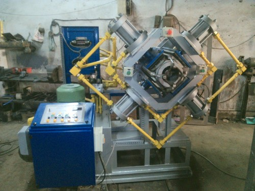 15 KG Square Stretch Forming Machine