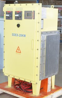 Sparkproof low frequency off grid inverter